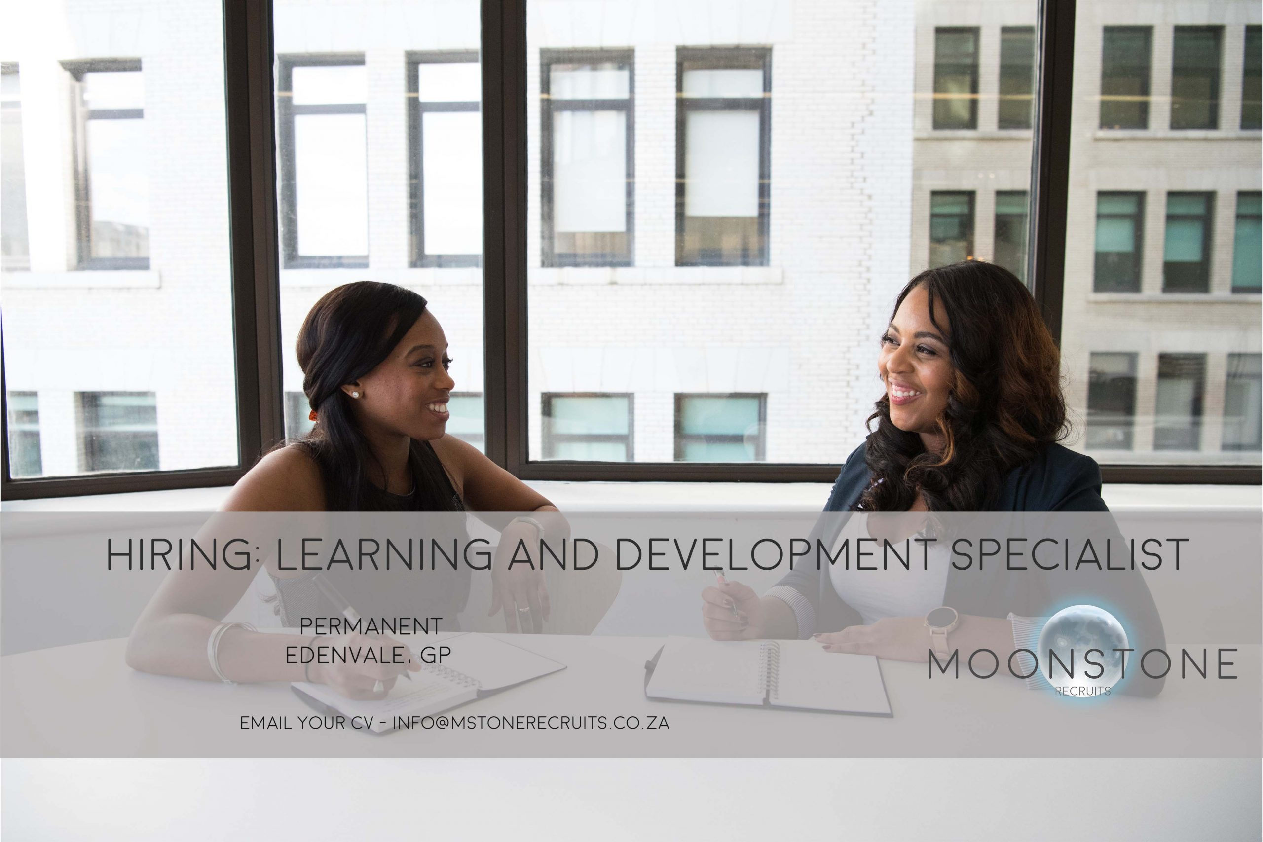 Learning and Development Vacancy